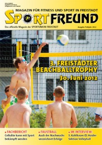 Sportfreund 2012/1