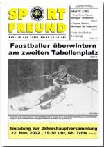 SPORT FREUND 2002/4