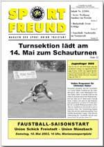 SPORT FREUND 2003/2