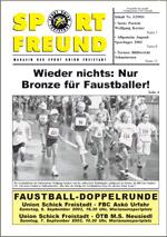 SPORT FREUND 2003/3