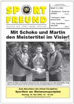 SPORT FREUND 2004/1