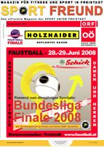 SPORT FREUND 2008/1