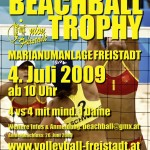 1. Freistädter Beachball Trophy