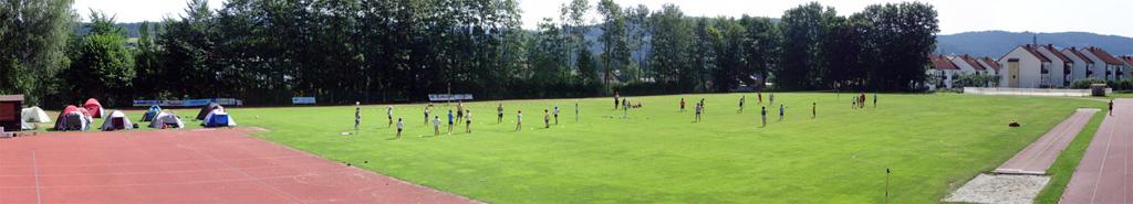 Faustball Jugendcamp Tag 2, Do 23.07.09