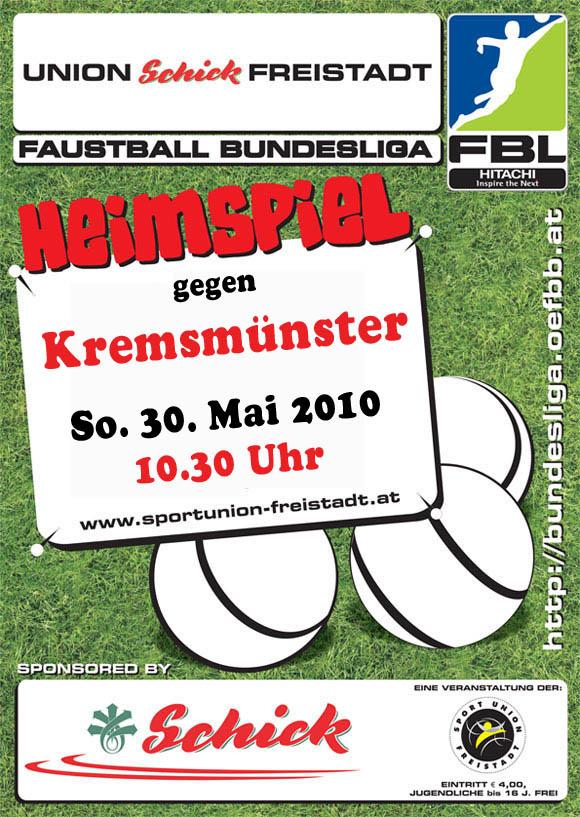 Bundesliga-Kremsmünster