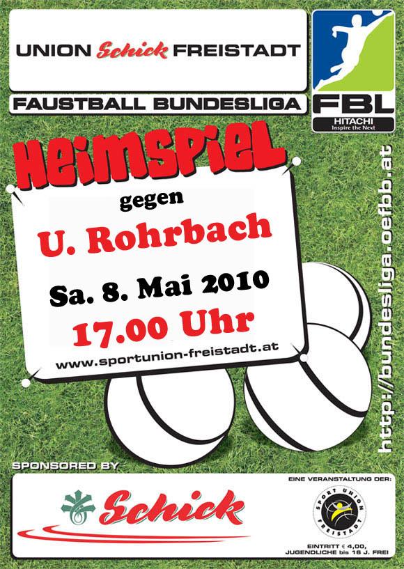 Bundesliga-Rohrbach