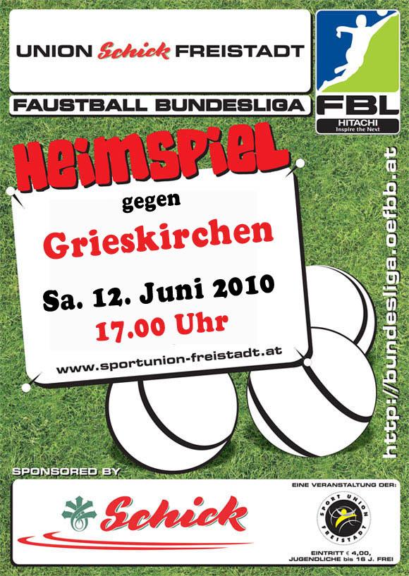 Bundesliga-Grieskirchen