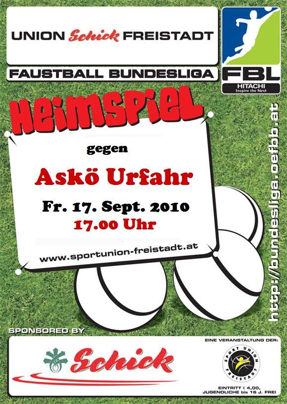 Bundesliga-Urfahr170910