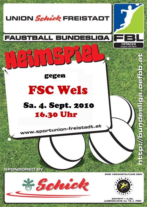Bundesliga-Wels040910