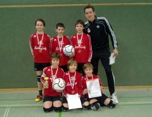 Ein großer Erfolg für die Klasse U12-männlich