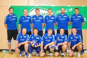 Herren sind Vizemeister der 2. Landesliga