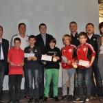 Sportlerehrung 2012 - Union SCHICK Freistadt U12 männlich