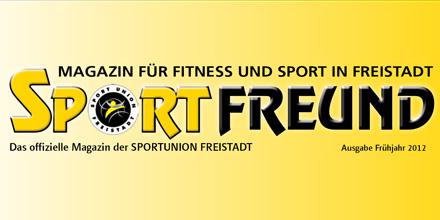 Sportfreund Logo