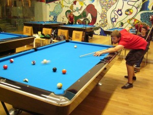 Poolbillard in Freistadt