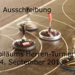 Stsp Jubiläumsturnier Herren 14.09.2013