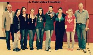 Volleyball Vizelandesmeister Damen 2013