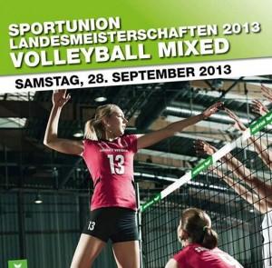 Volleyball-Landesmeisterschaften 2013 in Freistadt