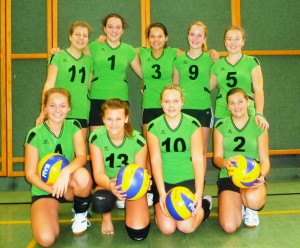 Volleyball Juniorinnen Sportunion Freistadt