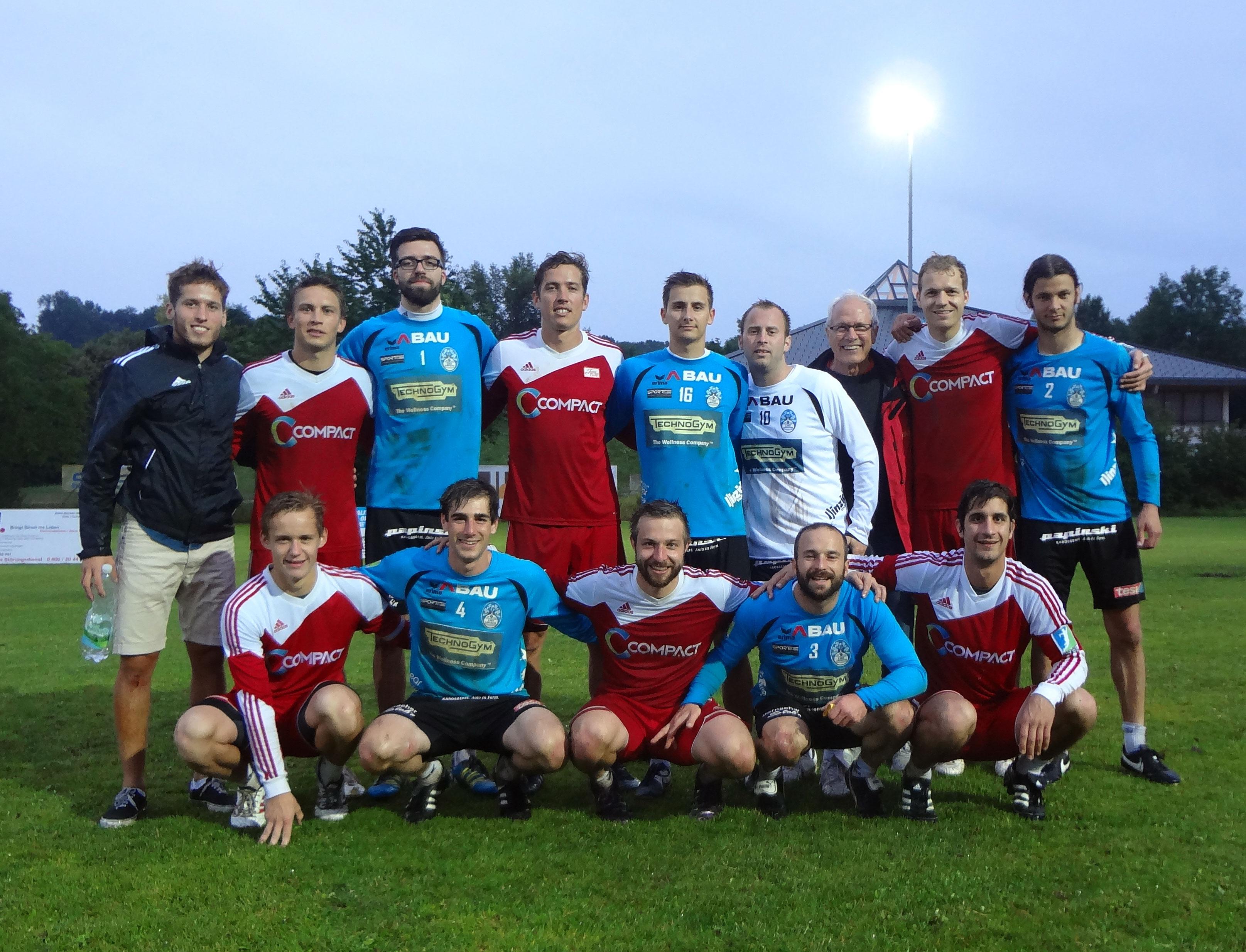 2014-07-02 OÖ-Cup vs Urfahr