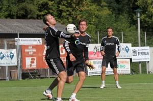 Bundesliga - ThomasLeitner, JeanAndrioli und KlausThaller (Quelle-StefanGusenleitner)