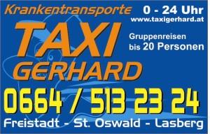 Taxi Gerhard