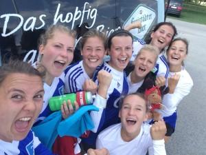 2015-09-13 Frauen-Bundesliga Sieg über Neusiedl