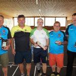 Behinderten Sportler gewinnen Hobbyturnier!