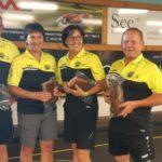 Turniersieg bei Mixed in St. Marien
